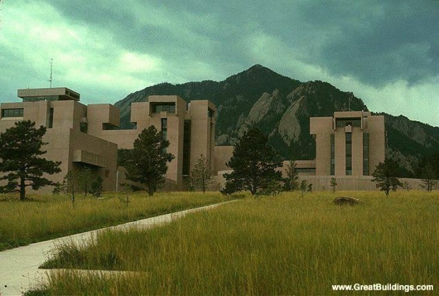 National Center for Atmospheric Research · Boulder, Colorado