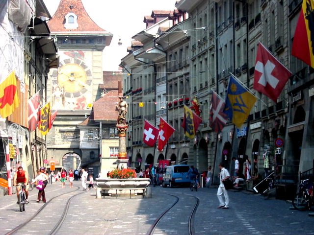 Old Town of Bern · Bern, Switzerland