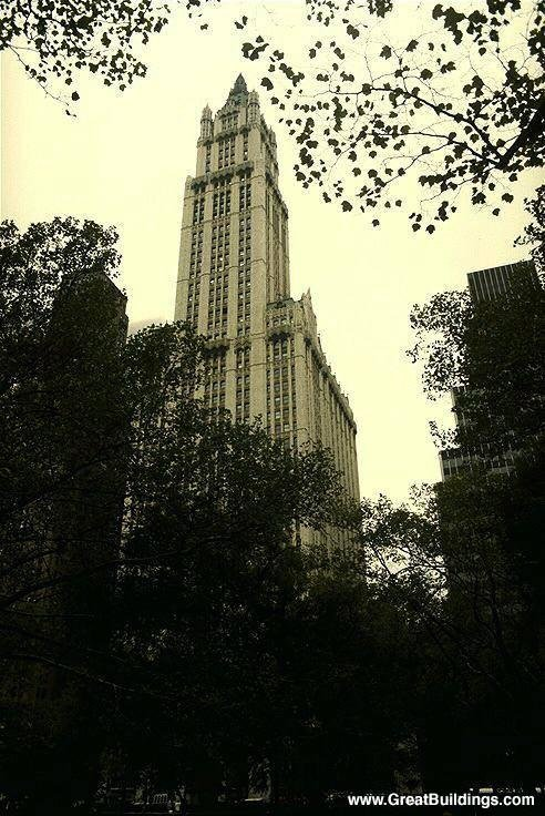 Woolworth Building · New York, New York